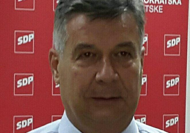 Za predsjednika GO SDP Poreč ponovno izabran Rodoljub Kosić
