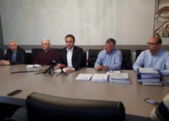 Potpisan ugovor za izgradnju reciklažnog dvorišta na Košambri vrijedan 2,7 milijuna kuna
