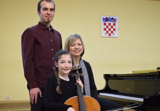 1. nagrada za Hanu Gubić iz Umjetničke škole Poreč