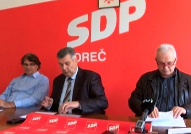 Porečki SDP sugerira zajednički koncept za prikupljanje i zbrinjavanje otpada u Istarskoj županiji