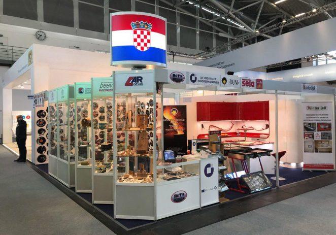 Porečki obrt M interijer nastupa na Međunarodnom obrtničkom sajmu u Münchenu