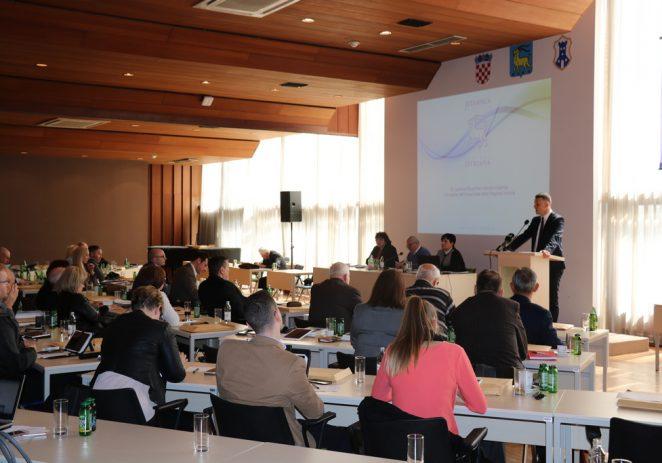 Održana 5. sjednica Skupštine Istarske županije