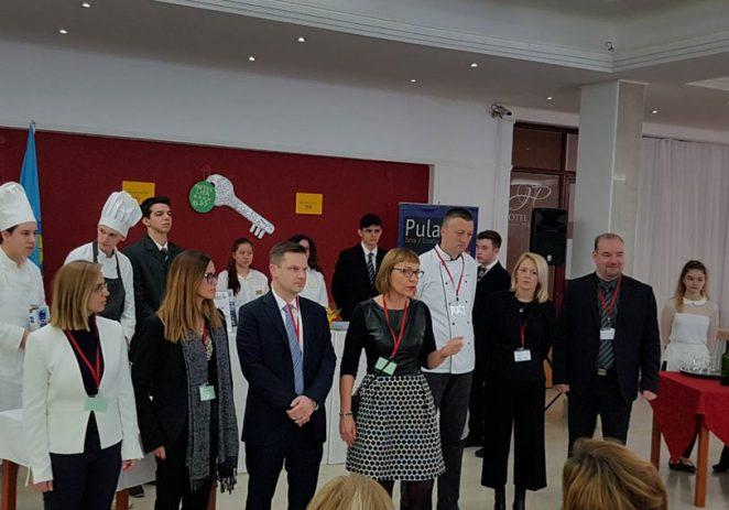 Budućnost istarske gastronomije u rukama učenika s vrhunskim rezultatima na regionalnom natjecanju  Gastro 2018.