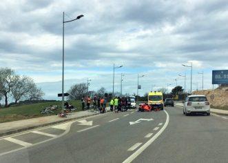 Policija uhvatila odbjeglog vozača