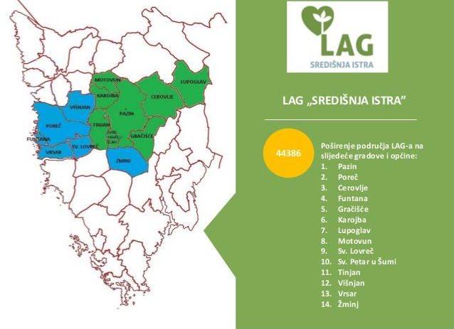 Poziv na predstavljanje prvog LAG natječaja za provedbu mjere 1.1.3. Potpora razvoju malih poljoprivrednih gospodarstava