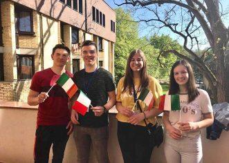 Srednjoškolci Mate Balote vrhunski na Državnom natjecanju iz talijanskog jezika