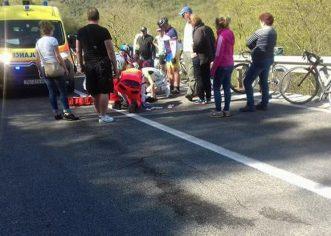 Limski kanal: Dvojica biciklista su ozlijeđeni, vozač je pobjegao