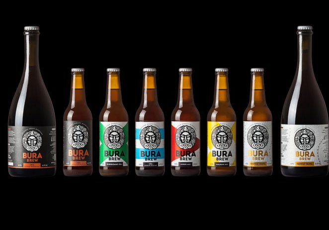 Novo pivo iz porečke pivovare Bura Brew