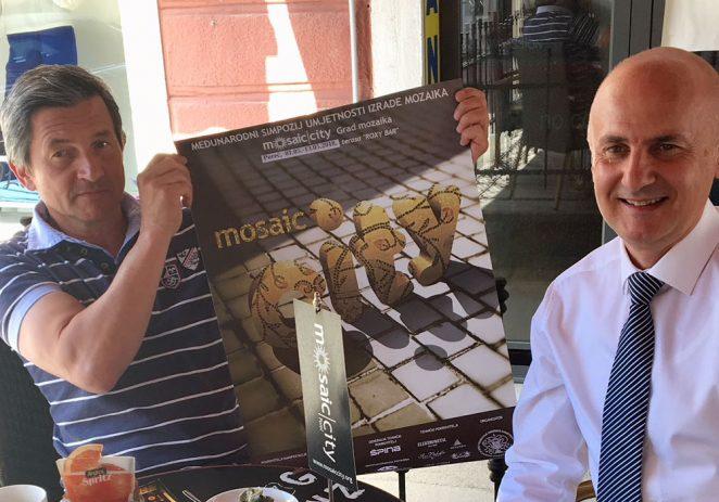 Od 1. do 13. svibnja u Poreču se po sedmi puta održava Međunarodni simpozij Mosaic city – grad mozaika