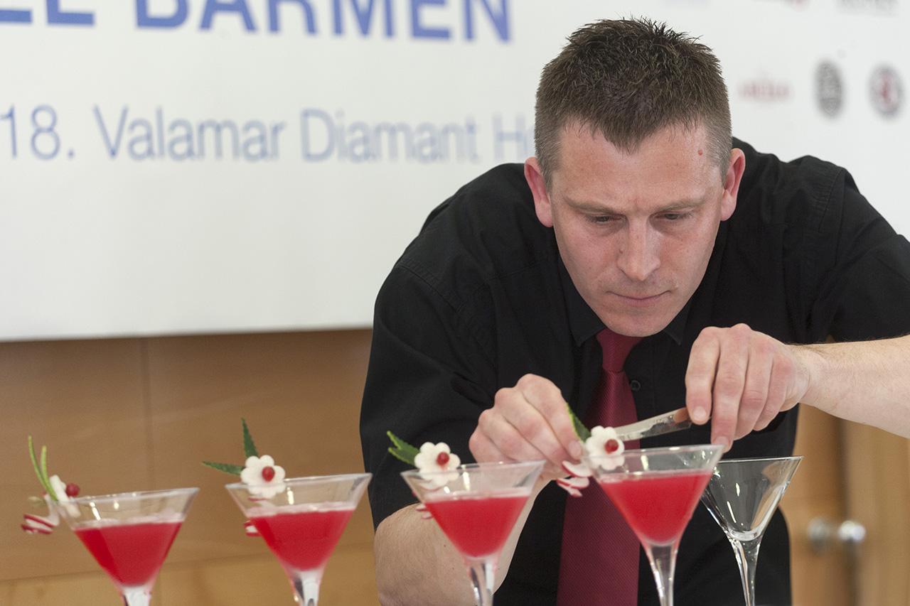 Luka Fafija - najbolji u After dinner cocktails kategoriji