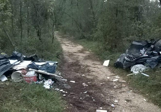 Uskoro sanacija divljeg deponija u šumici Facinka