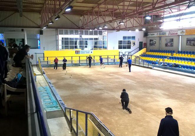 Boćari Istre Poreč izgubili su prvi susret osmine finala europskog Kupa prvaka