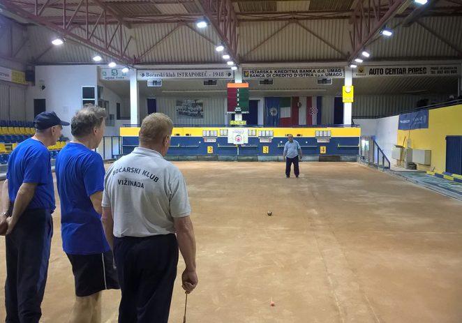 Boćari Istre Poreč nisu se uspjeli plasirati u četvrtfinale ovogodišnjeg europskog Kupa prvaka