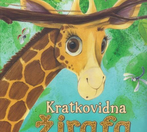 """Petkom u pet"" s kratkovidnom žirafom"