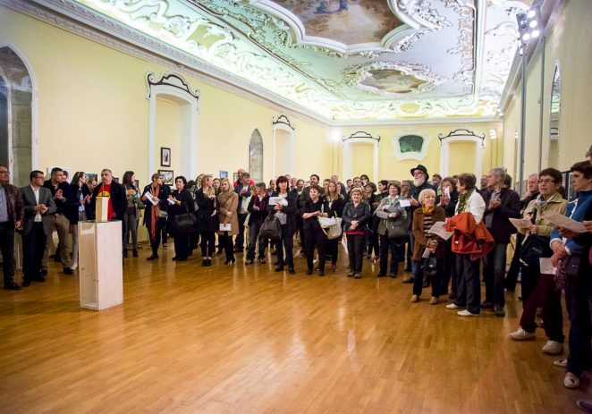 U četvrtak, 19. travnja otvara se 12. Pro futura, skupna izložba amaterskog likovnog stvaralaštva