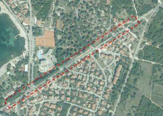 Od 16. travnja do početka lipnja zatvorena ulica Špadići !