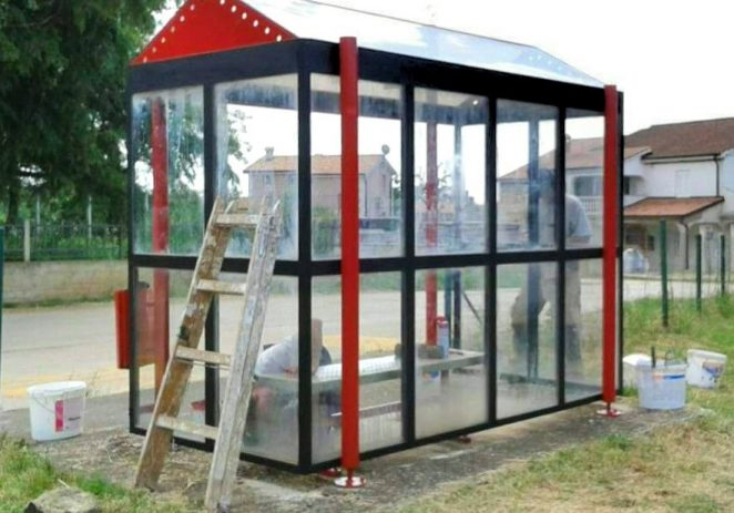Uređeno dvadesetak autobusnih čekaonica
