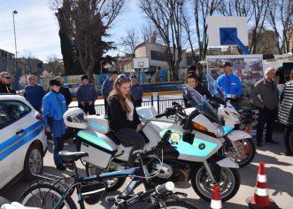 Dan otvorenih vrata PU istarske i Policijske akademije 10.05.2018 u Poreču