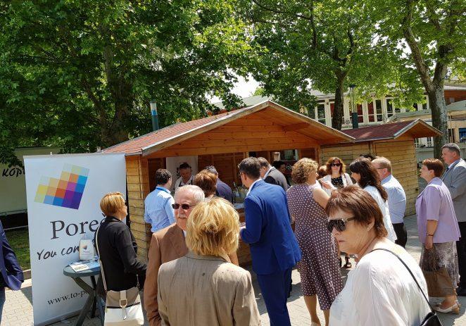 Na svečanosti u mađarskom ljetovalištu Siofok predstavljen i  grad Poreč kao poseban gost