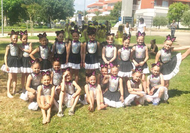 """Studio za izvedbene umjetnosti """"MOT 08""""  sa 18 koreografija na Dance Star World Finals u Poreču"""