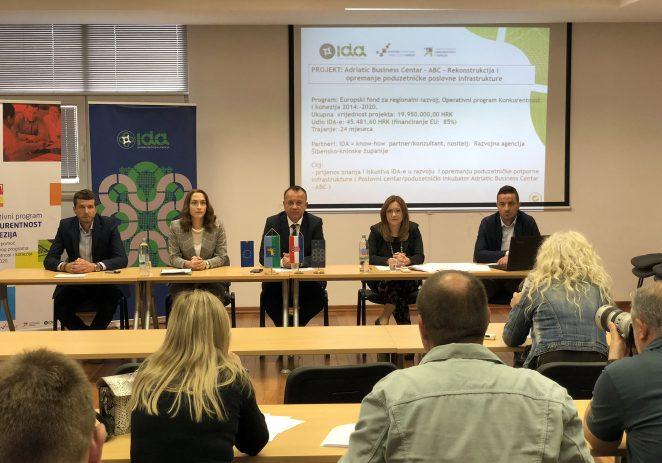 Sedam novih EU projekata IDA-e za jačanje razvoja Istre