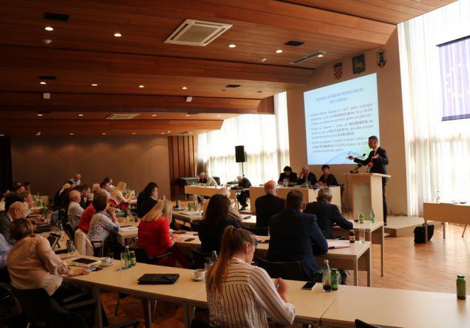 Održana 12. sjednica Skupštine Istarske županije – predstavljeno Izvješće o radu župana za 2017. godinu