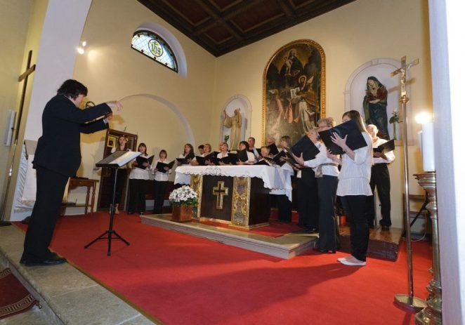 U utorak, 29. svibnja u  Funtani koncert Župnog zbora Sv. Bernardo