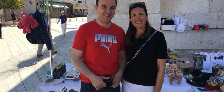 Loris Peršurić i Sanja Arnold