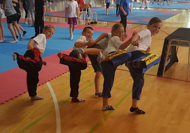 """Novi uspjeh Kickboxing kluba Vrsar-Funtana: srebro i zlato na međunarodnom """"Alpe Adria open 2018"""" turniru"""