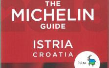 Drugi put zaredom izdano specijalno izdanje  crvenog vodiča Michelin u cjelosti posvećenom Istri