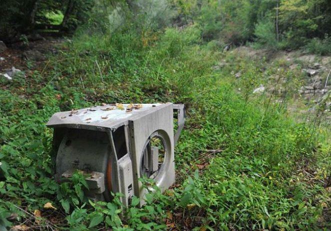 Akcija prikupljanja krupnog otpada na području Baderne od 7. do 10. svibnja !