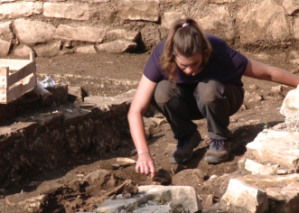 Na lokalitetu Stancija Blek nedaleko od Tara nova arheološka otkrića: pronađeni ostaci više pokojnika iz ranog srednjeg vijeka