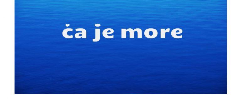 Ča je more1-1