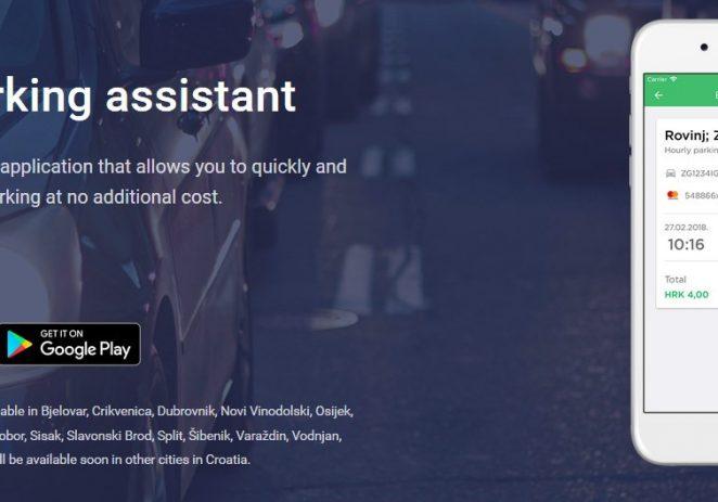 U Poreču omogućeno plaćanje parkinga putem mobilne aplikacije PayDo