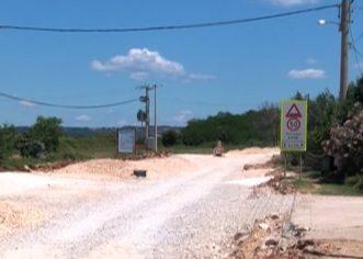 Rekonstrukcija ceste Kukci-Kaštelir ulazi u novu fazu (prilog TV Istra)
