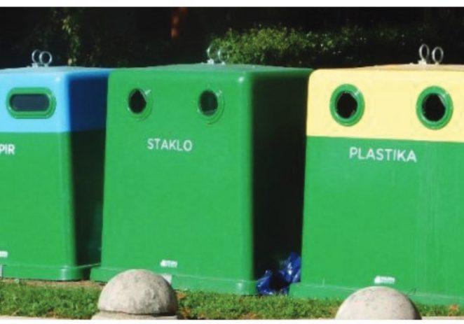 Spremnici za krupni otpad premješteni u reciklažno dvorište Funtana-Fontane