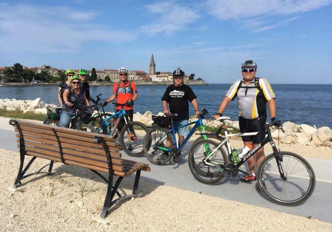 100-tinjak gostiju odvozilo besplatne vođene biciklističke ture Poreštinom