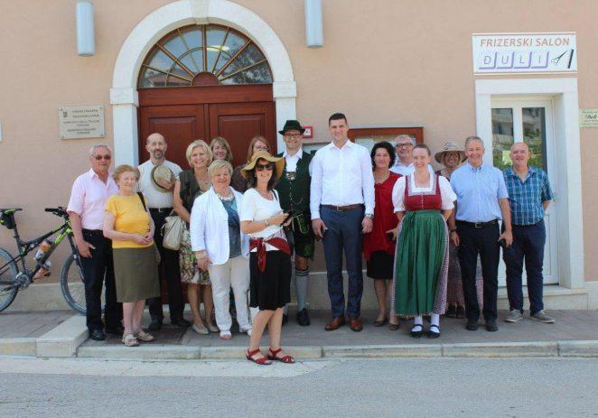 Predstavnici bavarske općine Bernbeuren u službenoj posjeti Vižinadi