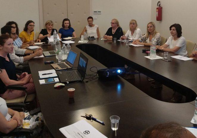 """U Vrsaru održana druga radionica za dionike projekta Multimedijskog i interpretacijskog centra za posjetitelje """"MORe MORe"""""""