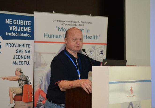 Ugledni stručnjaci iz svijeta zdravlja i sporta u Poreču otvorili međunarodnu konferenciju Tjelesna aktivnost i zdravlje