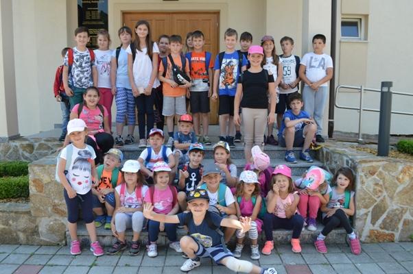 Djeca i učenici iz Vrsara u posjetu Krapinsko-zagorskoj županiji