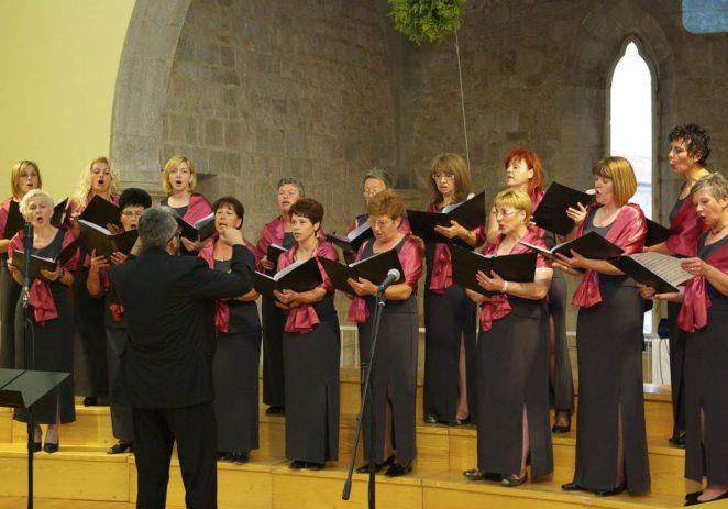 U utorak, 5. lipnja u Funtani koncert ženskog pjevačkog zbora Mendule