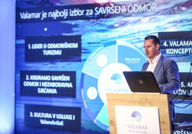 Novom brend strategijom Valamar najavio nastavak dvoznamenkastog rasta poslovanja