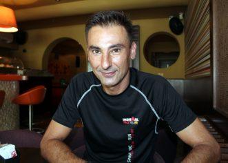 Roberto Pilar: Kad dođeš do kraja, budeš ponosan na sebe