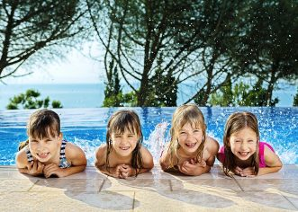 """Poreč ugostio novu grupu djece u okviru Valamarovog donacijskog programa """"Tisuću dana na Jadranskom moru"""""""