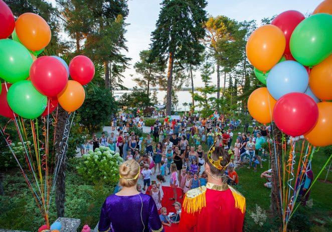 Uz vile i vilenjake na otoku Sveti Nikola počinje treće izdanje festivala Poreč Open Air