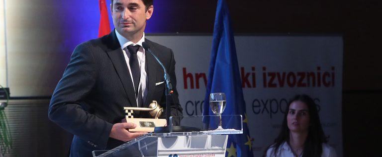 Valamar Rivieri dodijeljena prestižna nagrada Zlatni ključ_Marko Čižmek