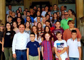 Grad dodijelio nagrade izvrsnim učenicima Osnovne škole Poreč