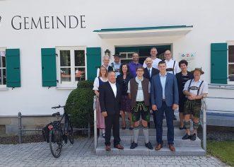 Delegacija Općine Vižinada u službenoj posjeti bavarskoj općini Bernbeuren