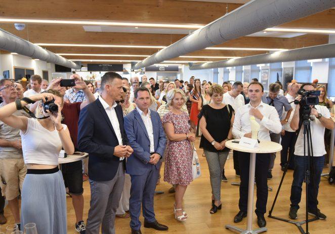 Valamar Riviera obilježila 65. godišnjicu poslovanja te svečano otvorila novu Upravnu zgradu u Poreču